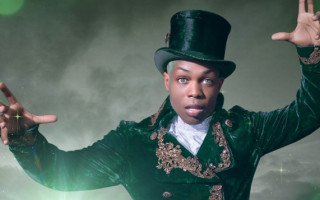 Musical wizard Todrick Hall heads to Oz