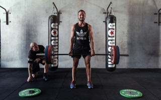 Enter The Stronghold: Personal training for all fitness levels
