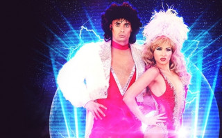 Kath and Kim meets Strictly Ballroom with Peter & Bambi Heaven