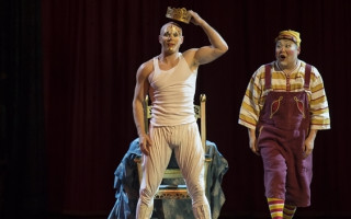 Cirque Du Soleil's Kooza: Send In The Clowns