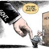 Jim Morin wins Pulitzer Prize with 'transgender bathroom' cartoon