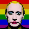 It's now illegal in Russia to display rainbow queer Vladimir Putin