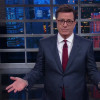 "Trump ""can take care of himself"". Stephen Colbert responds to controversy"