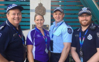 ACL angry at Queensland police for taking part in IDAHoBiT Day