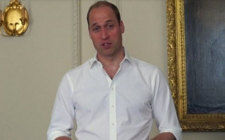 Prince William says he's passionate about stopping bullying of LGBT young people