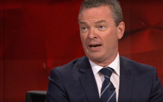 Christopher Pyne says anti-marriage equality posters are 'wicked'