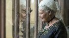 Judi Dench reprises her portrayal of Queen Victoria
