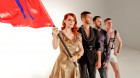 Get ready to Swerlk with the Scissor Sisters