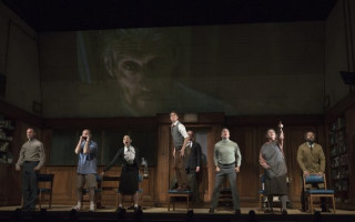'Nineteen Eight Four' packs a theatrical power punch