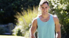 "Neighbours actor Matt Wilson says he plays his gay character as ""normal"""