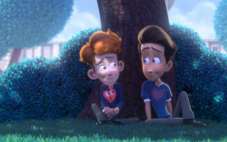 Romantic queer animation captures the world's heart