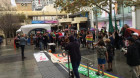 Equal Love holds snap-rally in central Perth