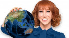 Get ready to laugh your head off with Kathy Griffin