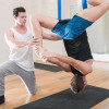 Defy gravity in style at Air Yoga Perth