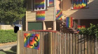 Vandalised Brisbane home of YES supporters has repairs fully covered