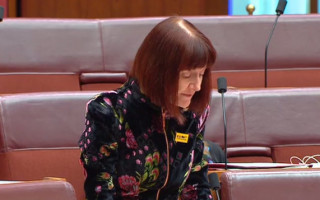 Senate shows support for LGBTIQ community on R U OK? Day