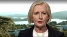 Catherine McGregor says her friendship with Tony Abbott is over