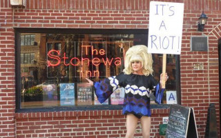 Lady Bunny keeps it filthy in her upcoming show, Trans-Jester!