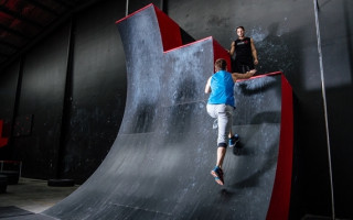 Get an Australian Ninja Warrior workout at Perth's Ninja Academy