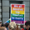Poll shows increased support for marriage equality since legalisation