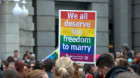 Study highlights effects of marriage debate on LGBTI+ mental health