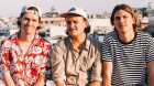 Punk band Good Boy record a song about the marriage postal survey