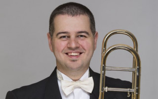 WASO's next concert features the trombone talents of Joshua Davis