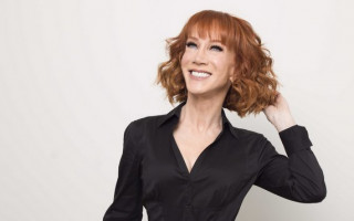 """This is some bullshit!"" Comedian Kathy Griffin on the postal survey"