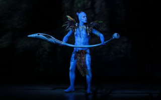 Toruk is a huge theatrical outing, but not gripping to watch