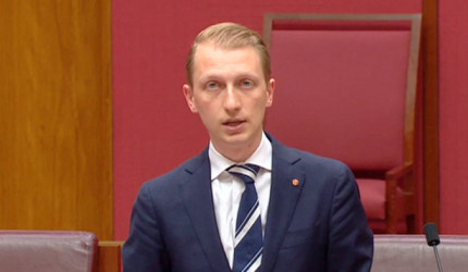 Senator says Tasmania's anti-discrimination laws pave 'road to tyranny'