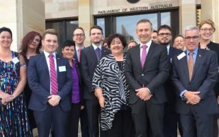 WA government announces funding boost to LGBTI Health