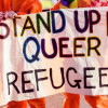 Refugee advocacy group banned from Pride Parade