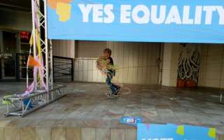 PHOTOS: Marriage Equality Survey Announcement Perth