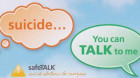 Sign up for a free safeTALK suicide prevention workshop this December