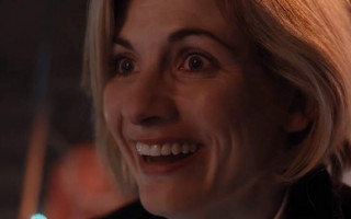 Jody Whittaker makes her first appearance in Doctor Who
