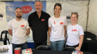 Red Ribbon pop-up stall highlights World AIDS Day