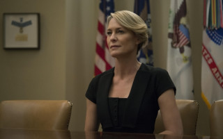 Robin Wright to take the lead in House Of Cards