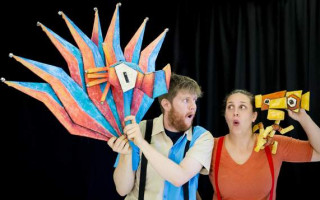 Roald Dahl's 'The Twits' comes to Spare Parts Puppet Theatre
