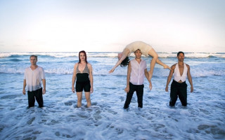 Review   Driftwood: Circus at its most intimate