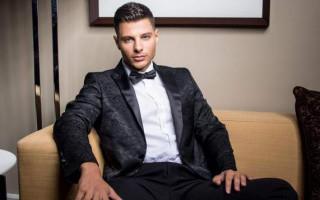 Jordan Bruno wins Mr Gay Pride Australia