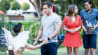 Cupid comes to Ramsay Street with first gay wedding proposal
