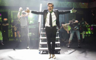 Grinspoon's Phil Jamieson is loving his role in American Idiot