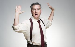 Review | Damian Callinan in Swing Man