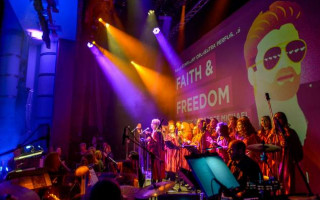If you missed 'Faith and Freedom' last year here's another chance