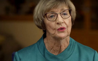 Margaret Court says she's been bullied by the 'fierce gay movement'.