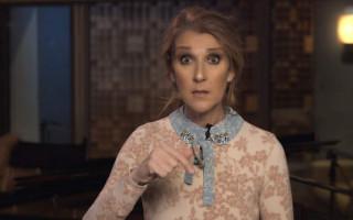 Celine Dion announces Australian tour with quirky video