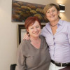 Virginia Flitcroft and Christine Forster marry