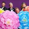 Magda, Joel , Urzila and Patrick will host the Mardi Gras broadcast