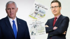 John Oliver publishes children's book about Mike Pence's gay bunny
