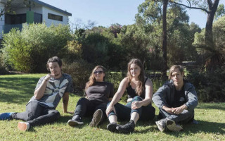 Perth punk band Hell Average reveal new tune 'Cold Day in Hell'